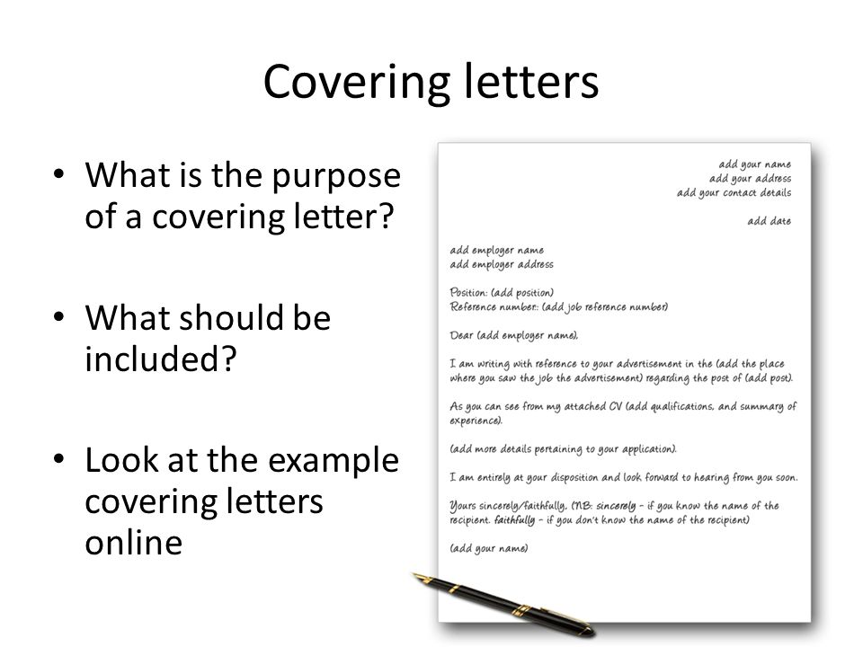 "what is the purpose of a covering letter attached to your resume Then also attach a two-page pdf file that includes your cover letter and resume' include a line in the email that your have attached such a pdf if you cannot make your resume' look ""good"" by copying and pasting it in the email, i suggest using the same approach as in the previous scenario: use your cover letter as the body of your email and attach."
