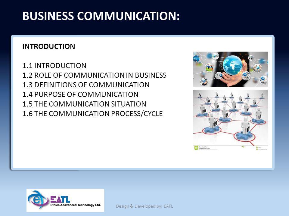 Design & Developed by: EATL