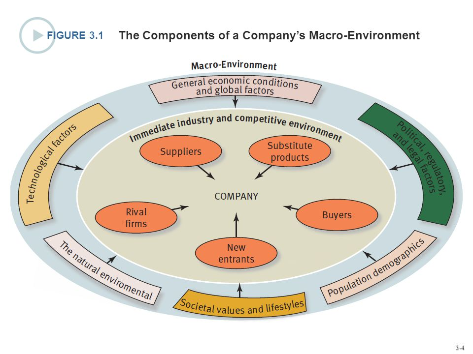 The Components of a Company's Macro-Environment