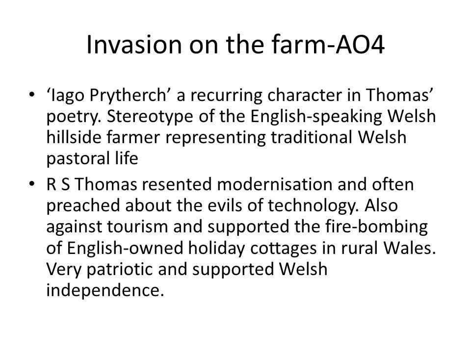 Invasion on the farm-AO4