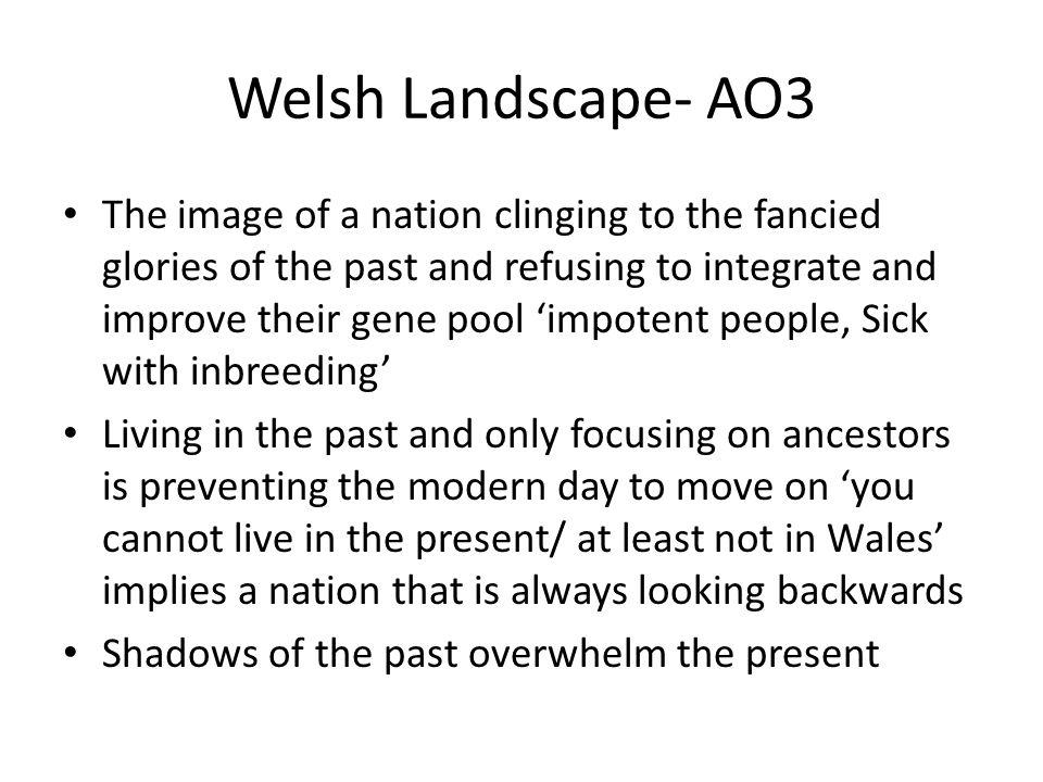 Welsh Landscape- AO3