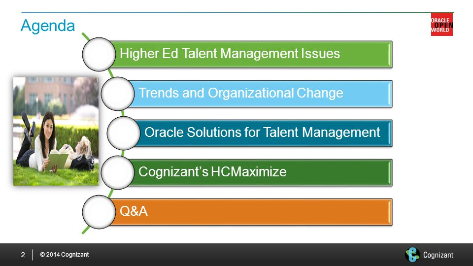 Agenda Higher Ed Talent Management Issues