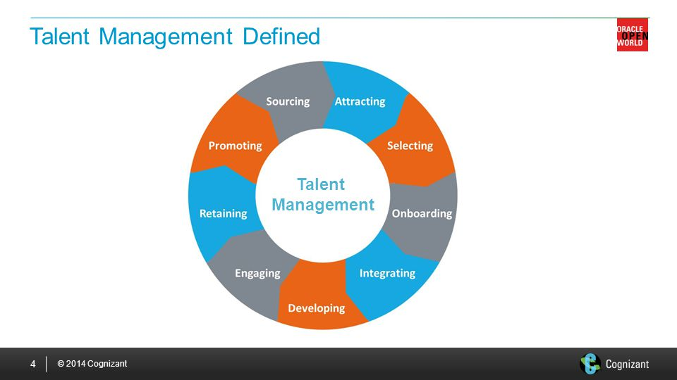 Talent Management Defined