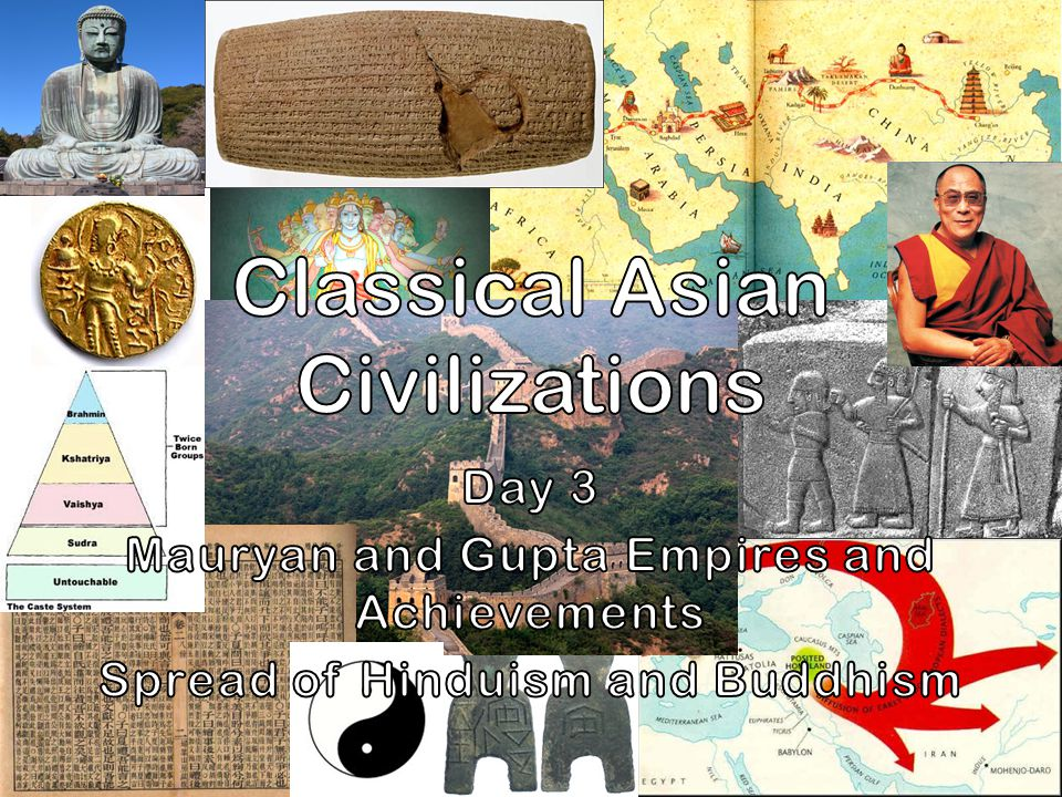 Classical Asian Civilizations