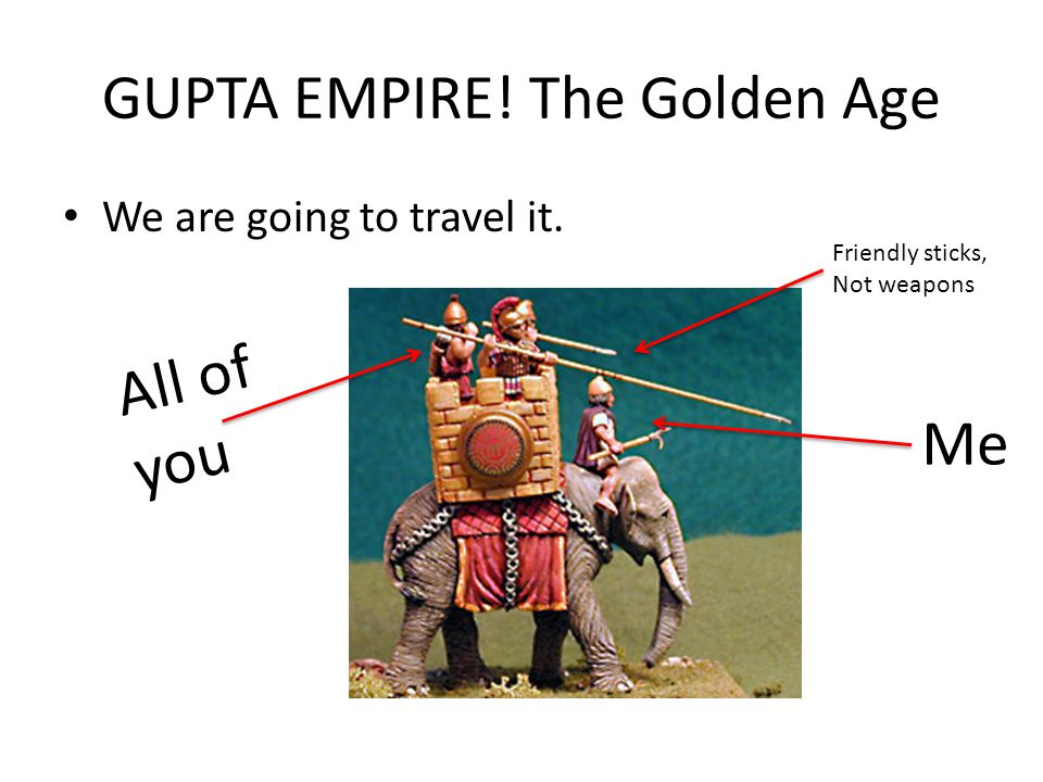 GUPTA EMPIRE! The Golden Age