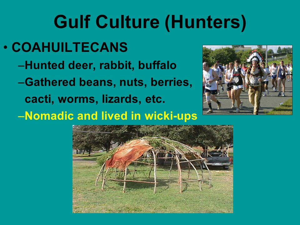 Gulf Culture (Hunters)