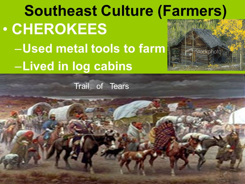 Southeast Culture (Farmers)