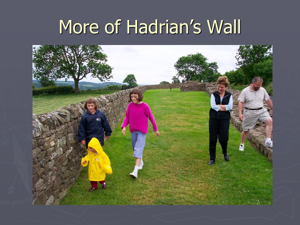 More of Hadrian's Wall