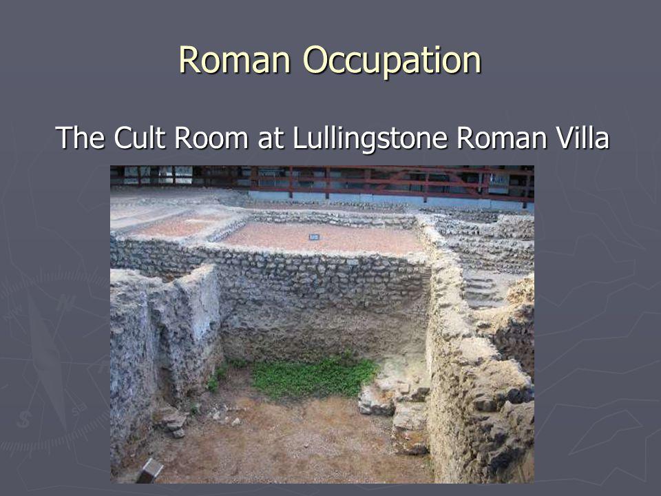 The Cult Room at Lullingstone Roman Villa