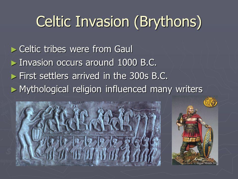 Celtic Invasion (Brythons)
