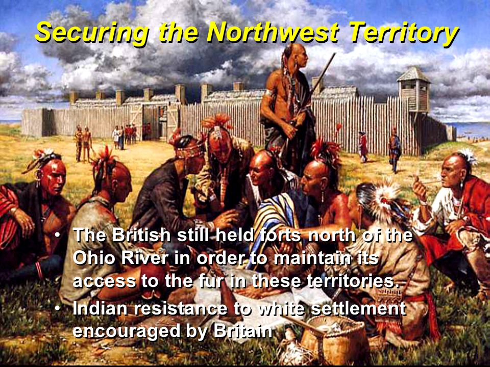 Securing the Northwest Territory