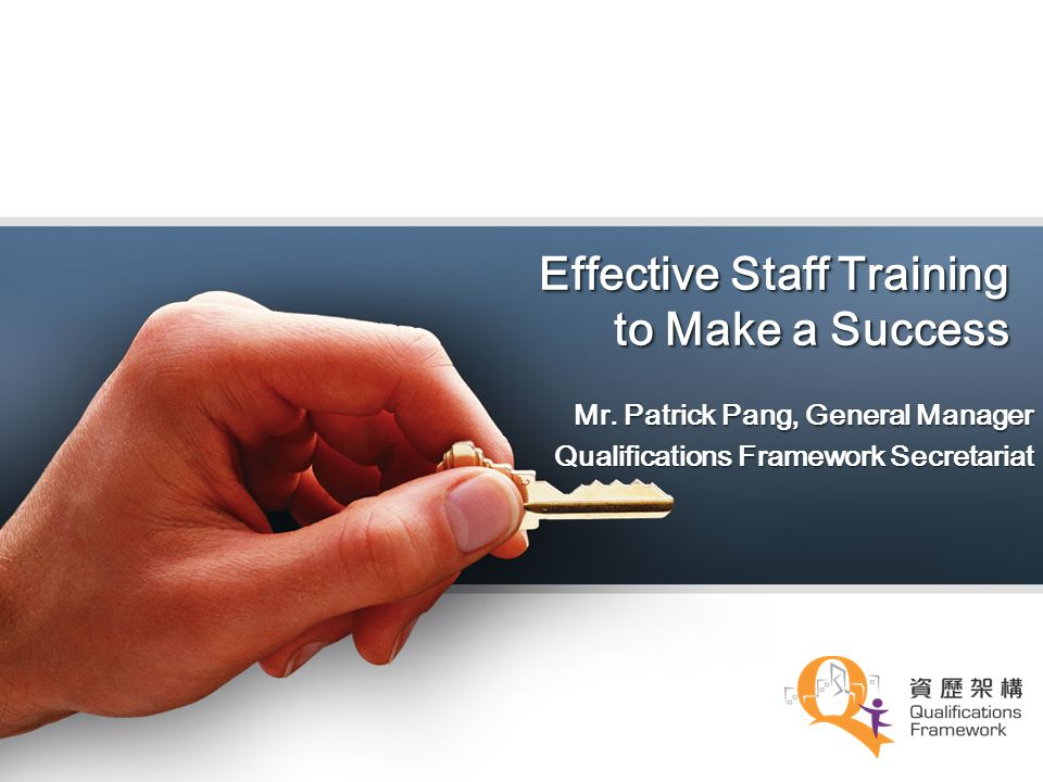 Effective Staff Training to Make a Success