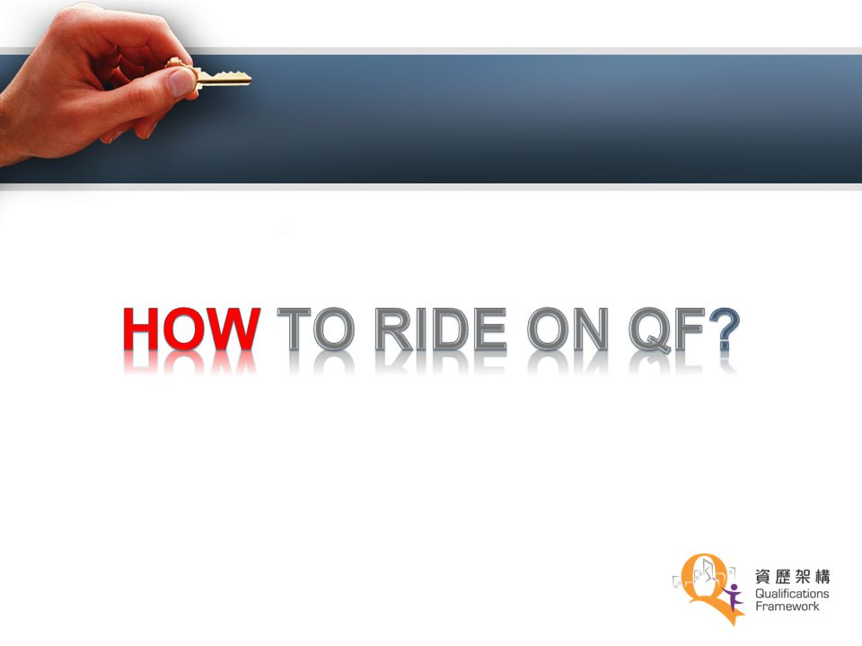How to ride on QF