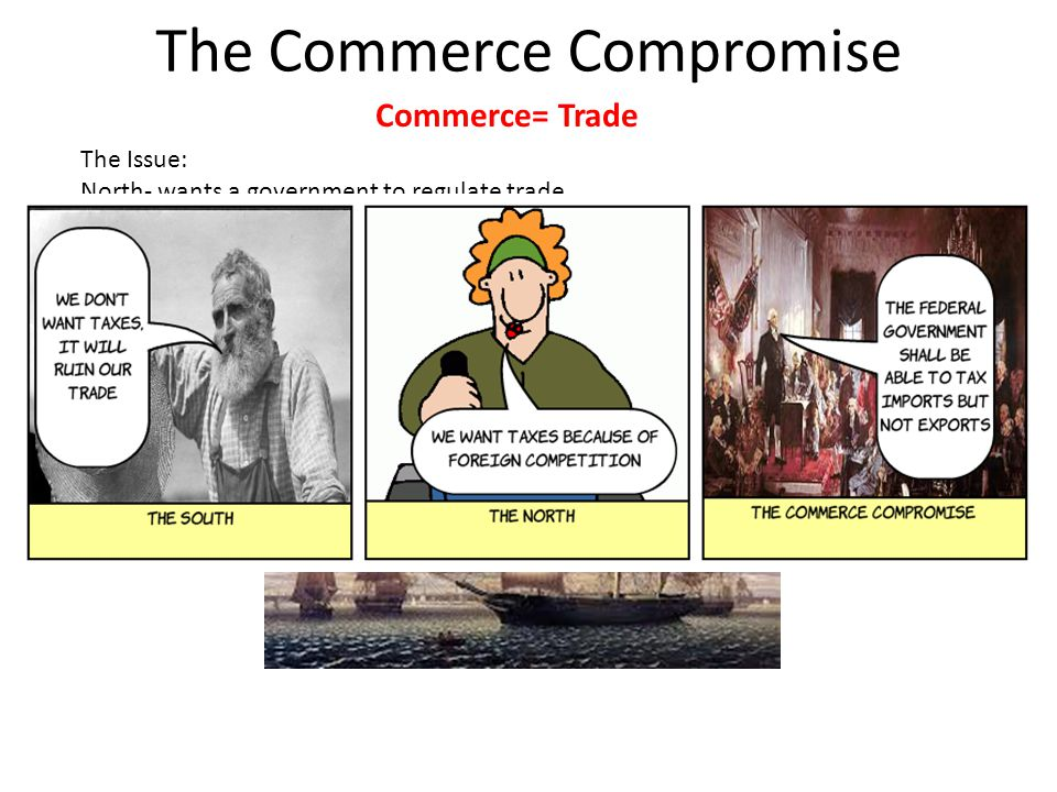 The Commerce Compromise