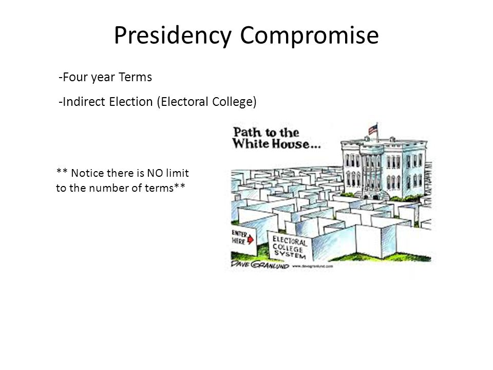 Presidency Compromise
