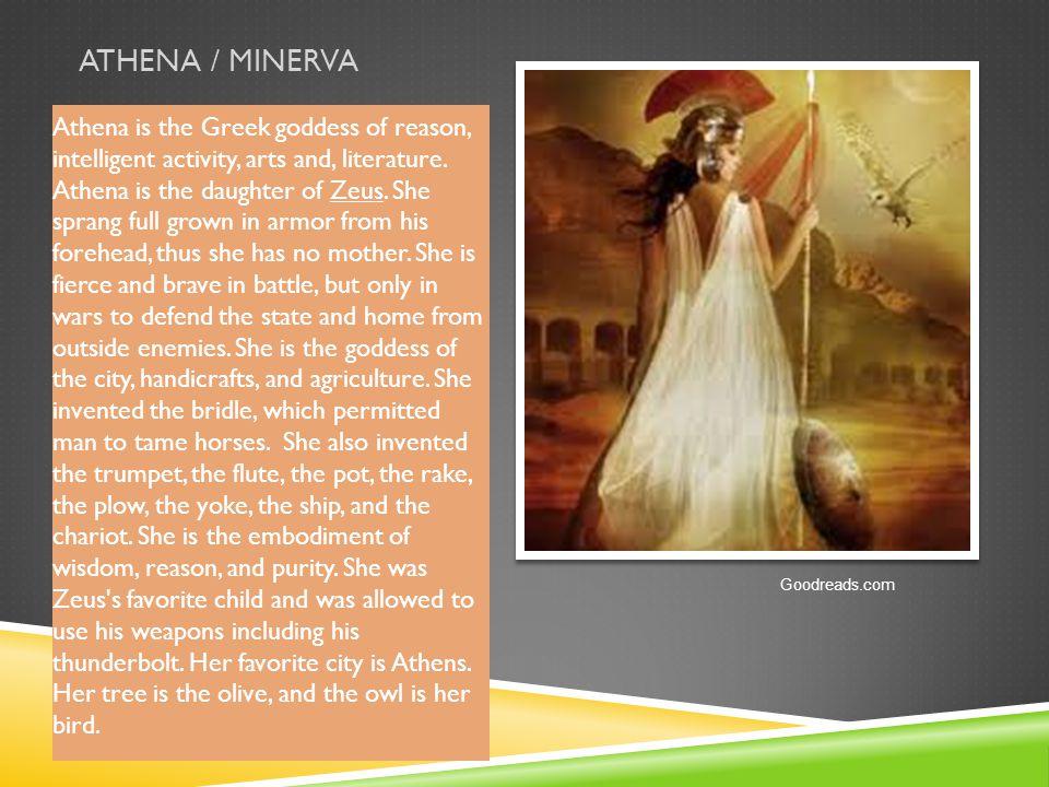 ATHENA / MINERVA