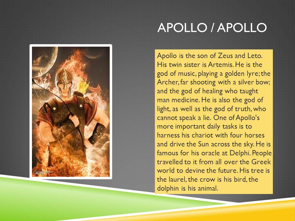 APOLLO / Apollo