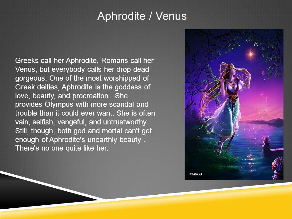 Aphrodite / Venus