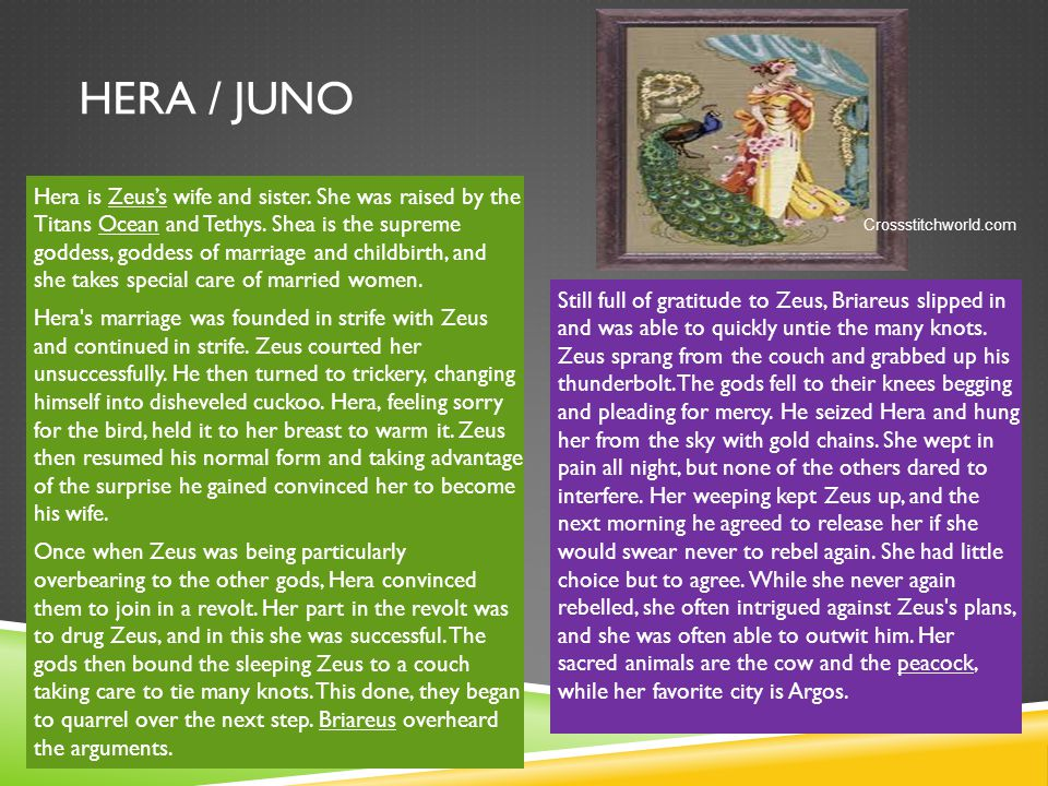 Hera / JUNO
