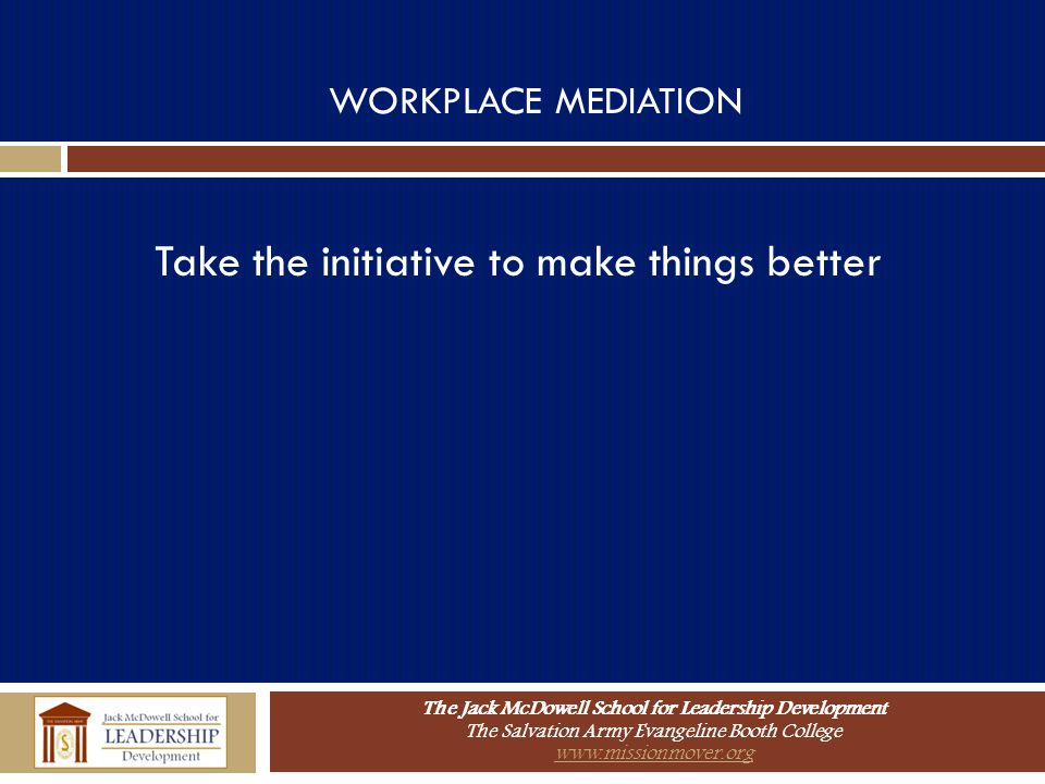 take the initiative to make things better - Taking Initiative In The Workplace