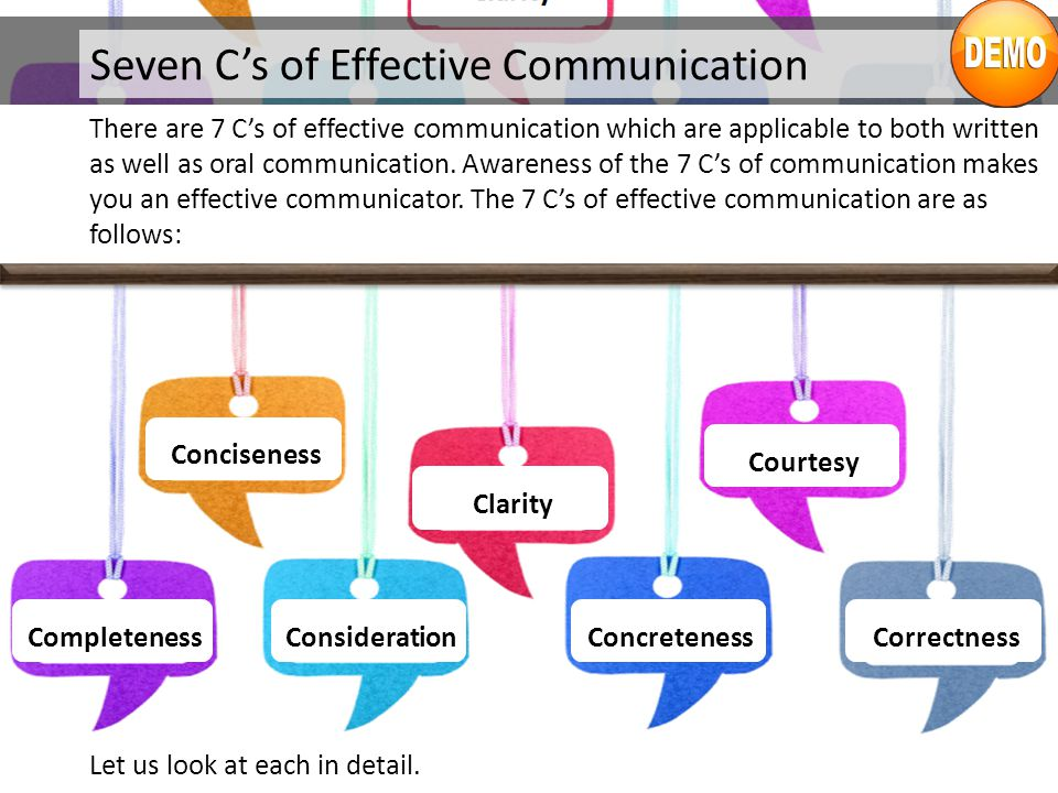 How to become an effective communicators
