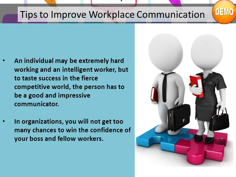 Tips to Improve Workplace Communication