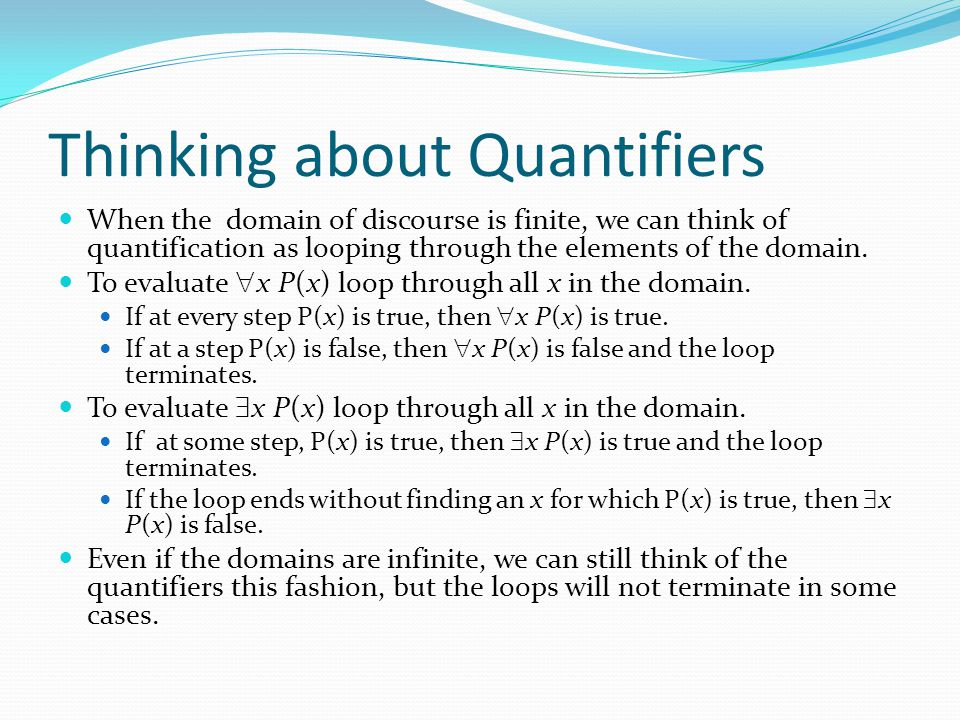 Thinking about Quantifiers