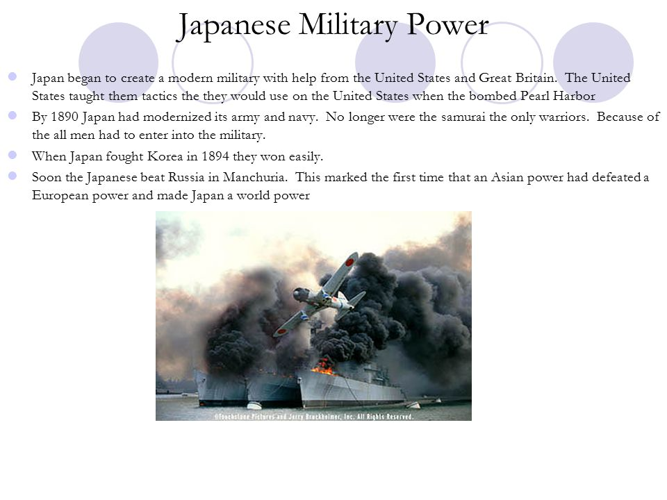 Japanese Military Power