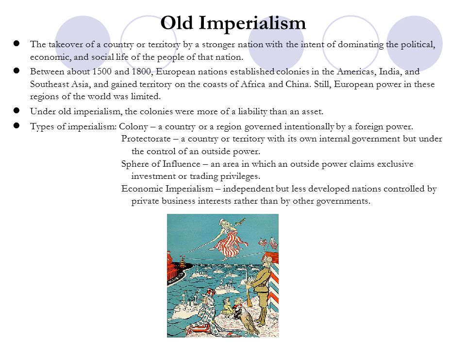 Old Imperialism