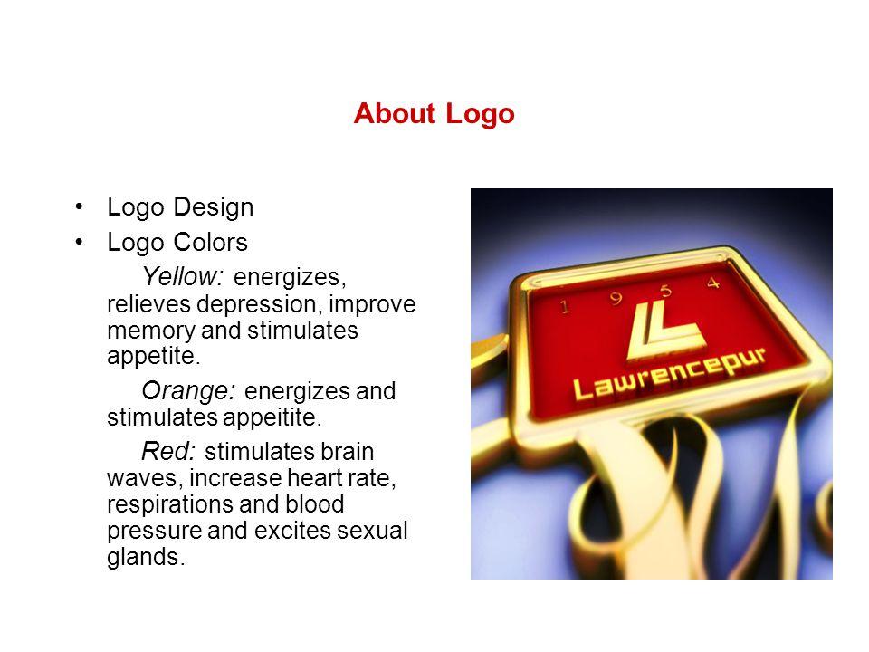 About Logo Logo Design Logo Colors