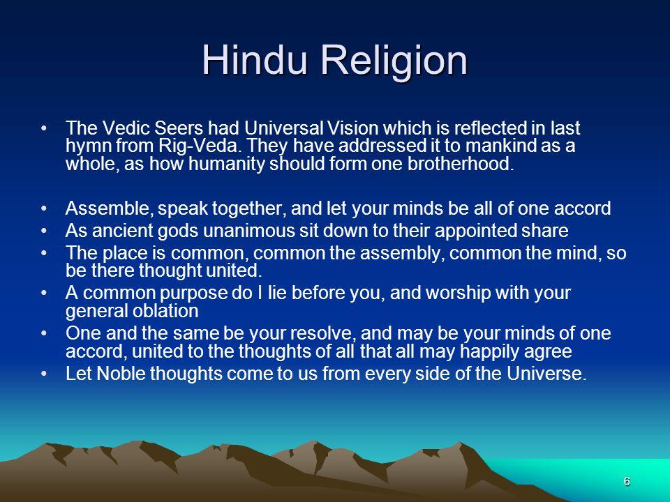 Hindu Religion