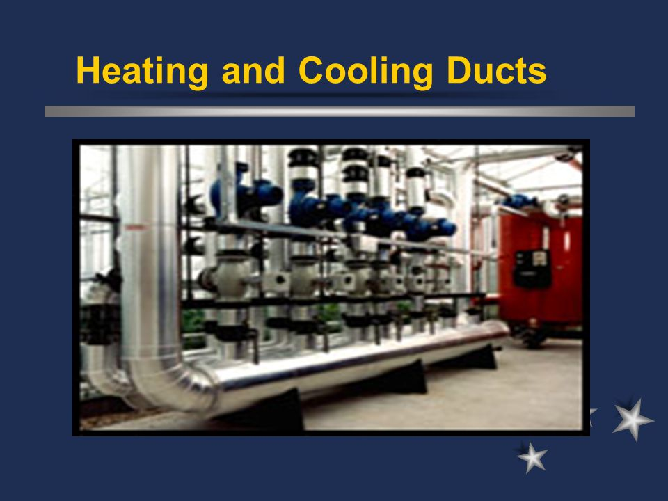 Heating and Cooling Ducts