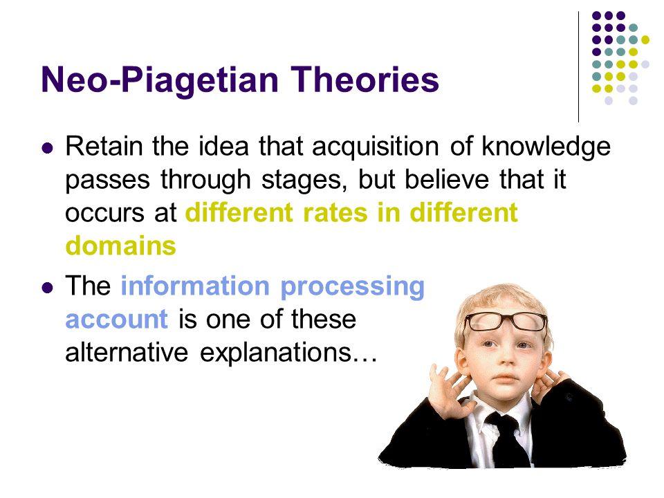 Neo-Piagetian Theories