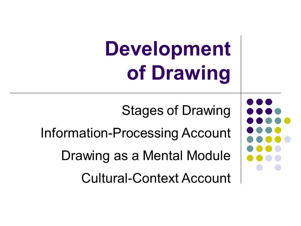 Development of Drawing