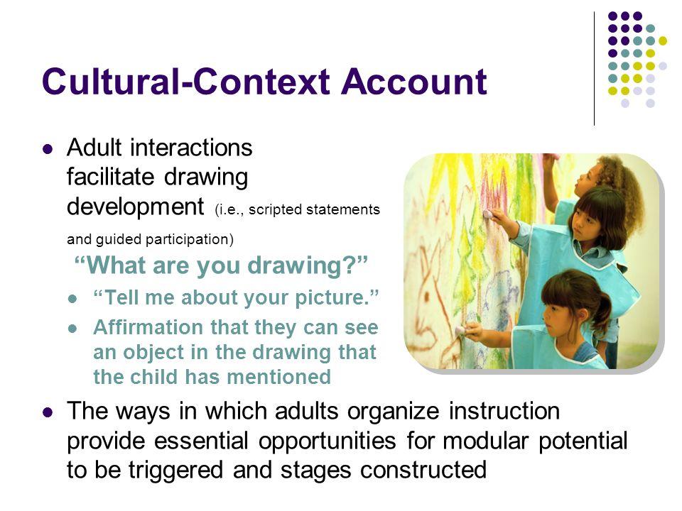 Cultural-Context Account