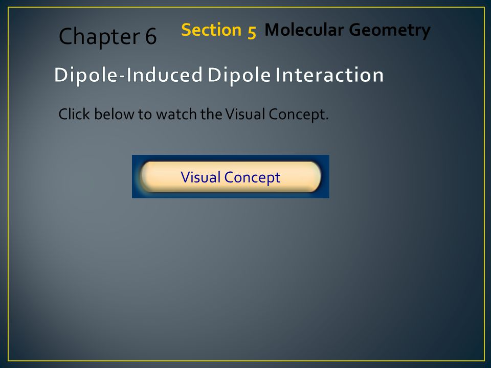 Dipole-Induced Dipole Interaction