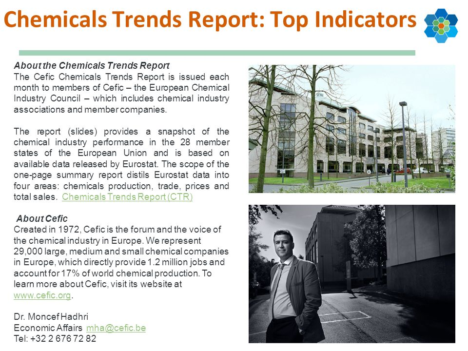 Chemicals Trends Report: Top Indicators