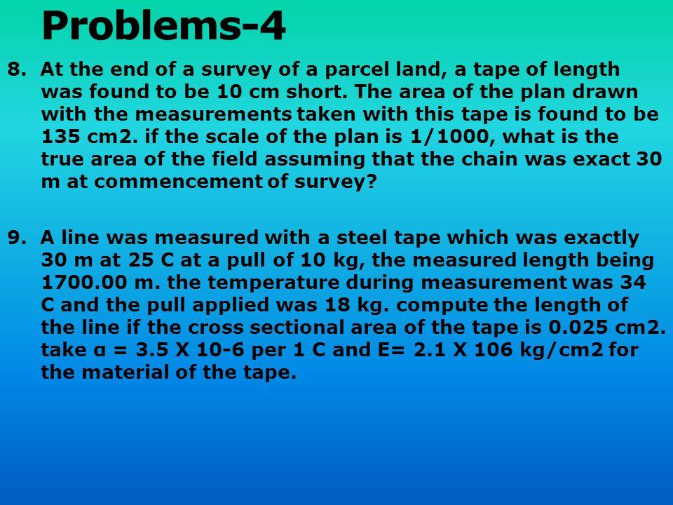 Problems-4