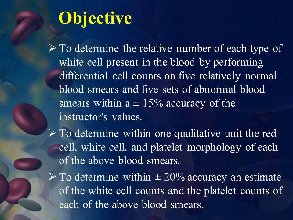 Objective