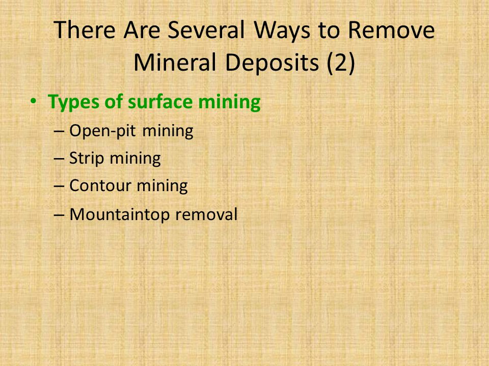 There Are Several Ways to Remove Mineral Deposits (2)