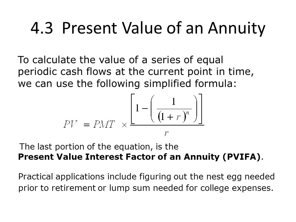 questions on calculation the time value For multiple-choice and true/false questions in a present value calculation if the company has a time value of money of 12% per year compounded.
