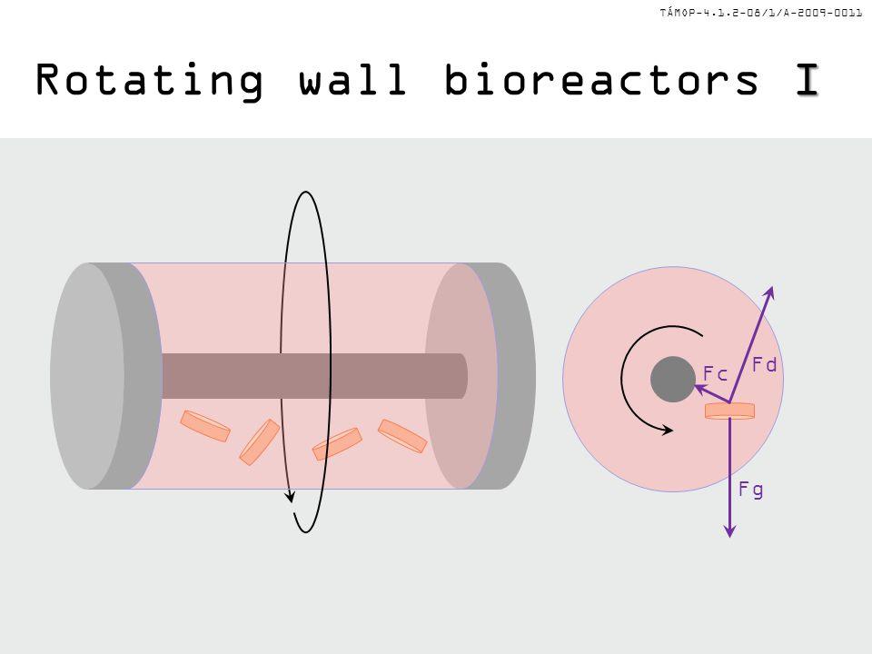 Rotating wall bioreactors I