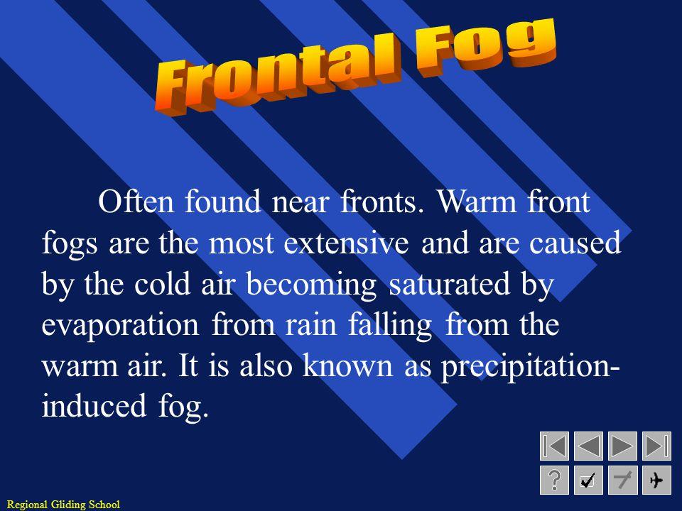 Frontal Fog