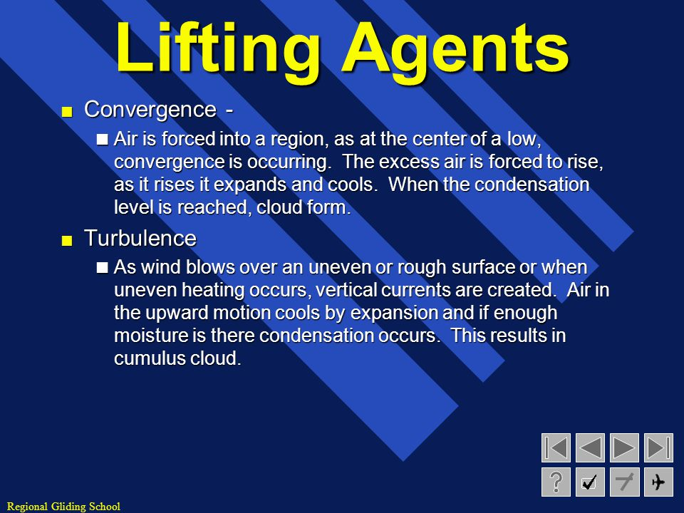 Lifting Agents Convergence - Turbulence