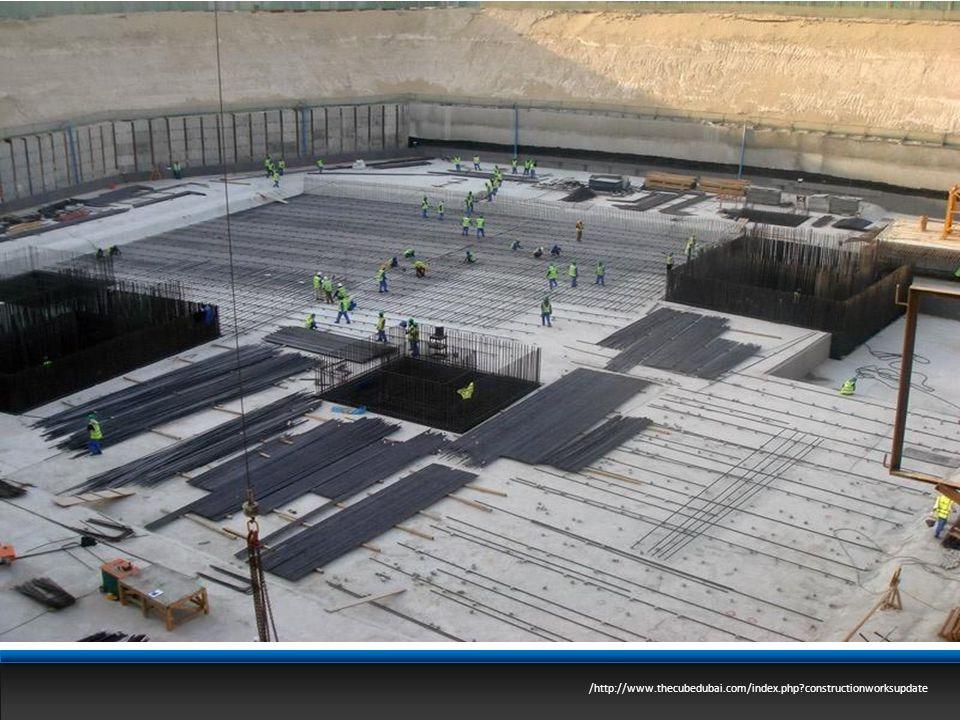 Cellular Raft /http://www.thecubedubai.com/index.php constructionworksupdate