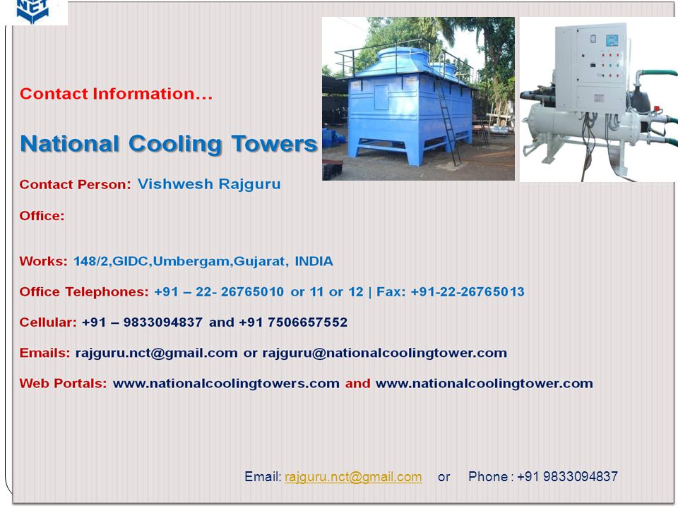 Email: rajguru.nct@gmail.com or Phone : +91 9833094837