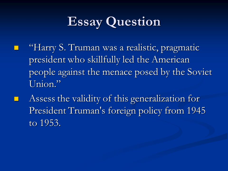 milestones office of the historian essay question on american foreign policy