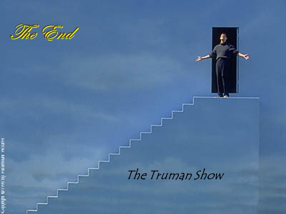 The End The Truman Show