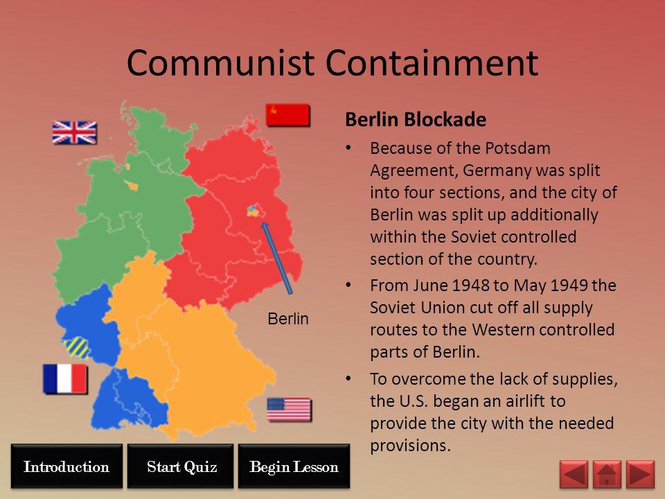 Communist Containment
