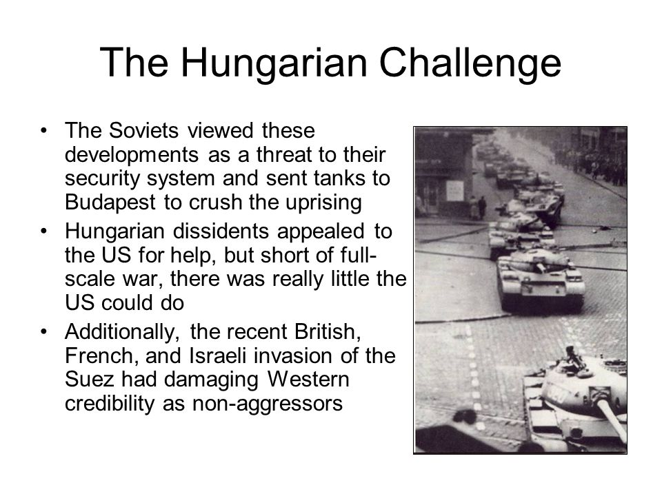 The Hungarian Challenge
